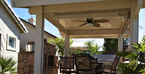 Patio Cover Design