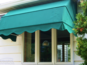 Stationary Awnings Type