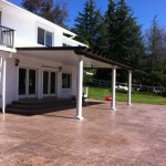 aluminum patio cover Sacramento area
