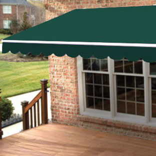 Durasol Retractable Awning 112 Projection Solid Sunbrella