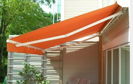 High Quality Solid Sunbrella Awning