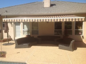 resized awning extended