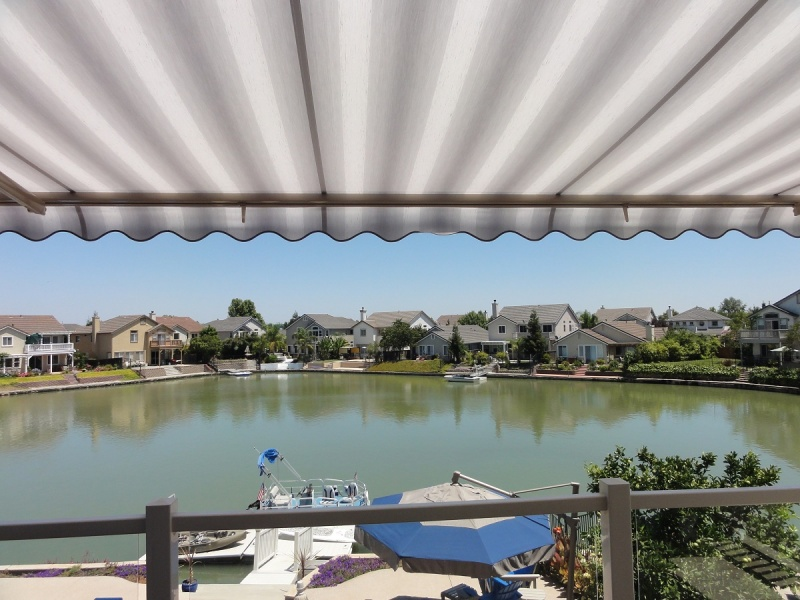 Retractable Awnings Outdoor
